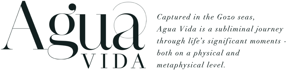 Captured in the Gozo seas, Agua Vida is a subliminal journey through life's significant moments - both on a physical and metaphysical level.